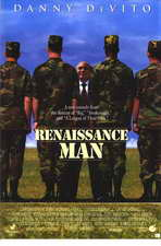 Renaissance Man - 27 x 40 Movie Poster - Style B
