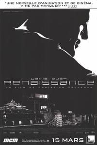 Renaissance - 47 x 62 Movie Poster - French Style A
