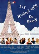 Rendezvous in Paris - 11 x 17 Movie Poster - French Style A