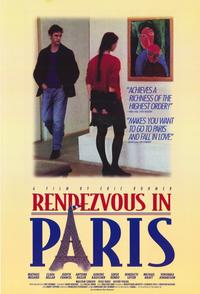 Rendezvous in Paris - 11 x 17 Movie Poster - Style A