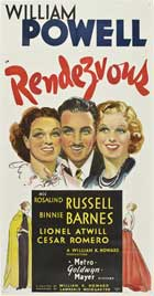 Rendezvous - 20 x 40 Movie Poster - Style A