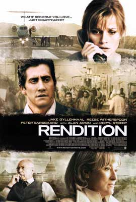 Rendition - 27 x 40 Movie Poster - Style A