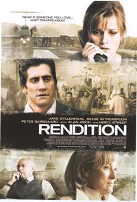 Rendition - 43 x 62 Movie Poster - Bus Shelter Style A