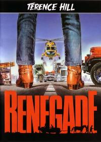 Renegade - 43 x 62 Movie Poster - German Style A