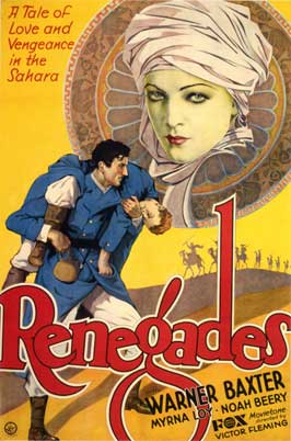Renegades - 11 x 17 Movie Poster - Style A