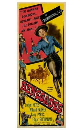 Renegades - 27 x 40 Movie Poster - Style A