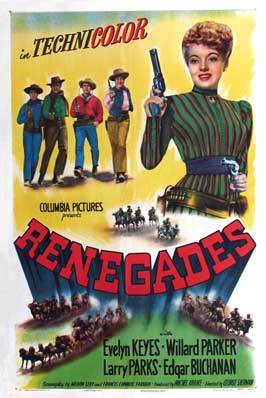 Renegades - 11 x 17 Movie Poster - Style B