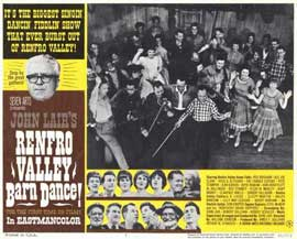 Renfro Valley Barn Dance - 11 x 14 Movie Poster - Style B