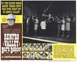 Renfro Valley Barn Dance - 11 x 14 Movie Poster - Style E