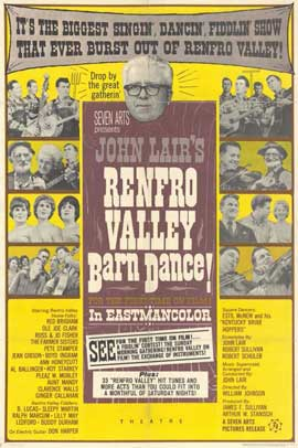Renfro Valley Barn Dance - 11 x 17 Movie Poster - Style A