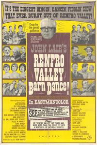 Renfro Valley Barn Dance - 27 x 40 Movie Poster - Style A