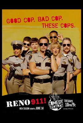 Reno 911! - 27 x 40 TV Poster - Style A