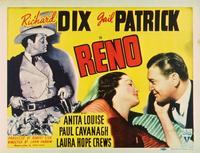 Reno - 11 x 14 Movie Poster - Style B