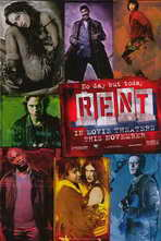Rent - 11 x 17 Movie Poster - Style A