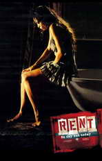 Rent - 11 x 17 Movie Poster - Style B