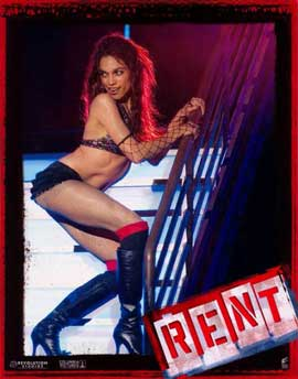 Rent - 11 x 14 Poster French Style B