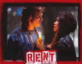 Rent - 11 x 14 Poster French Style D