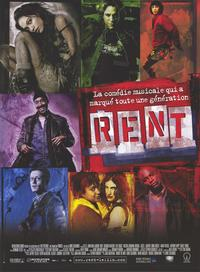 Rent - 47 x 62 Movie Poster - French Style A