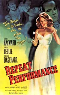 Repeat Performance - 11 x 17 Movie Poster - Style A