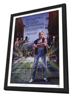 Repo Man - 27 x 40 Movie Poster - Style A - in Deluxe Wood Frame