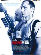 Repo Men - 27 x 40 Movie Poster - French Style A
