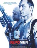 Repo Men - 27 x 40 Movie Poster - Croatian Style A