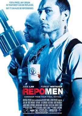 Repo Men - 11 x 17 Movie Poster - Style F