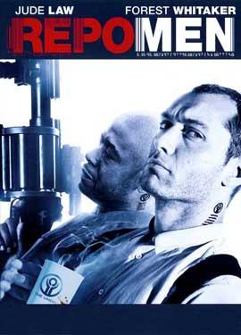 Repo Men - 27 x 40 Movie Poster - Style F