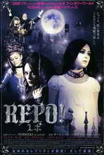 Repo! The Genetic Opera - 27 x 40 Movie Poster - Japanese Style A
