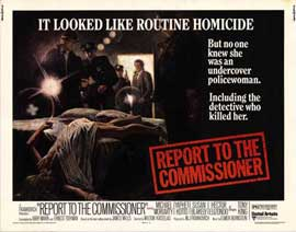 Report to the Commissioner - 11 x 14 Movie Poster - Style A