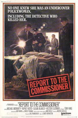 Report to the Commissioner - 27 x 40 Movie Poster - Style A