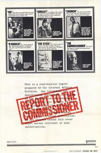 Report to the Commissioner - 27 x 40 Movie Poster - Style B