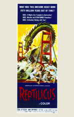 Reptilicus - 11 x 17 Movie Poster - Style A