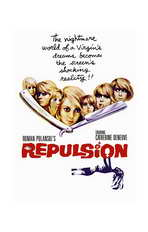 Repulsion - 11 x 17 Movie Poster - Style B
