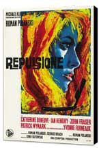 Repulsion - 27 x 40 Movie Poster - Italian Style A - Museum Wrapped Canvas