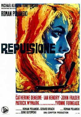 Repulsion - 11 x 17 Poster - Foreign - Style A