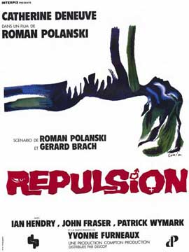 Repulsion - 11 x 17 Movie Poster - French Style A