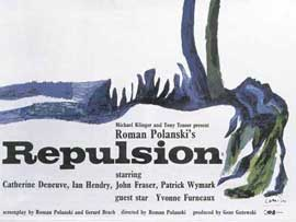 Repulsion - 11 x 17 Movie Poster - Style C