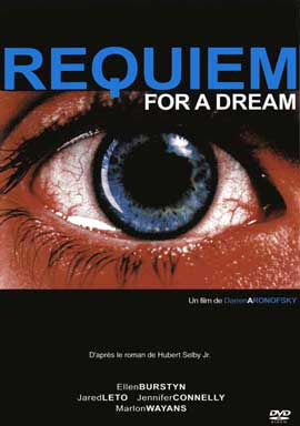 Requiem for a Dream - 27 x 40 Movie Poster - French Style A