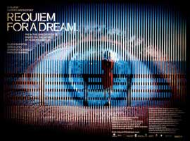 Requiem for a Dream - 11 x 17 Movie Poster - UK Style A