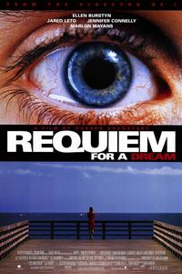 Requiem for a Dream - 11 x 17 Movie Poster - Style A - Museum Wrapped Canvas