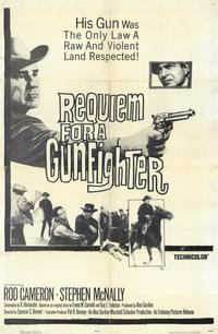 Requiem for a Gunfighter - 11 x 17 Movie Poster - Style A