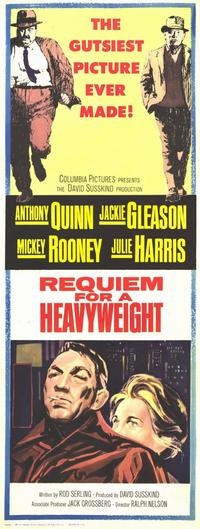 Requiem for a Heavyweight - 11 x 17 Movie Poster - Style B