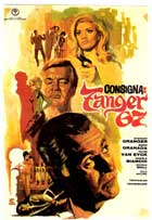 Requiem for a Secret Agent - 11 x 17 Movie Poster - Spanish Style A