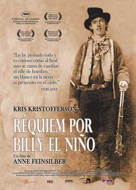 Requiem for Billy the Kid - 11 x 17 Movie Poster - Spanish Style A
