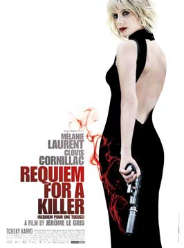 Requiem pour une tueuse - 27 x 40 Movie Poster - UK Style A