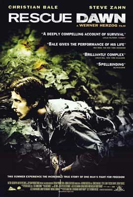 Rescue Dawn - 11 x 17 Movie Poster - Style A