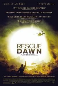 Rescue Dawn - 27 x 40 Movie Poster - Style B
