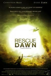 Rescue Dawn - 43 x 62 Movie Poster - Bus Shelter Style B