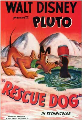 Rescue Dog - 11 x 17 Movie Poster - Style A